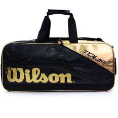 Wilson WRR613000 badminton Racquet Bag