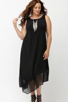 Black dress plus size malaysia