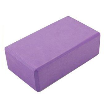 Yoga Props Foaming Foam Block Brick Home Exercise Gym