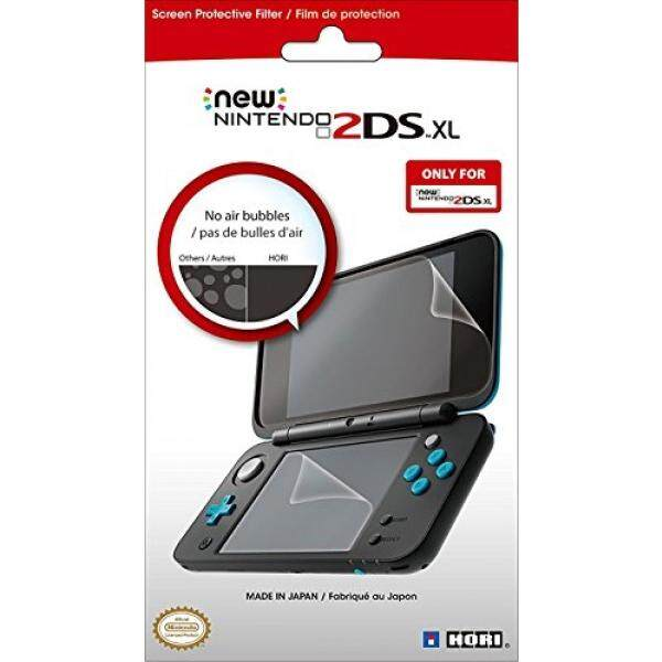 HORI New Nintendo 2DS XL Screen Protective Filter – Officially Licensed by Nintendo – intl