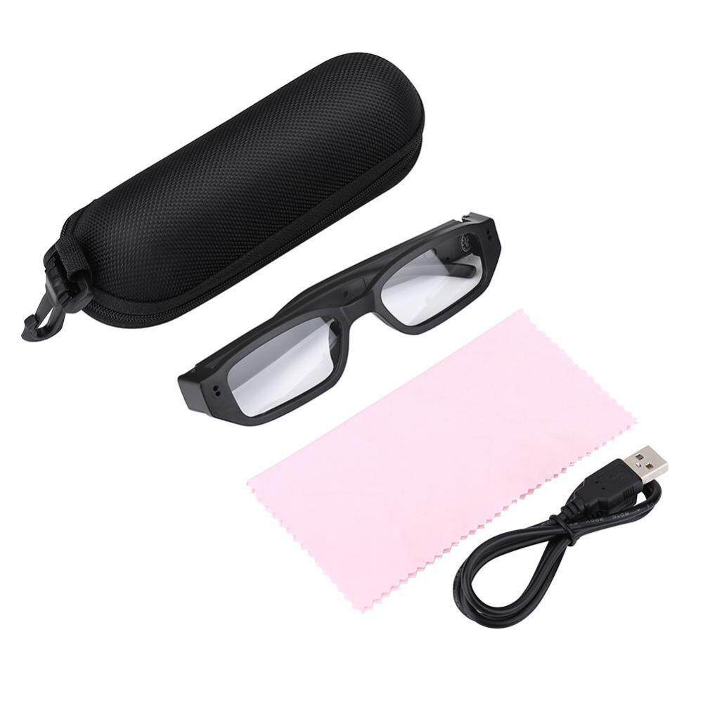 Camera Outdoor Sports USB Rechargeable Sunglasses Mini Camera Video Camcorder