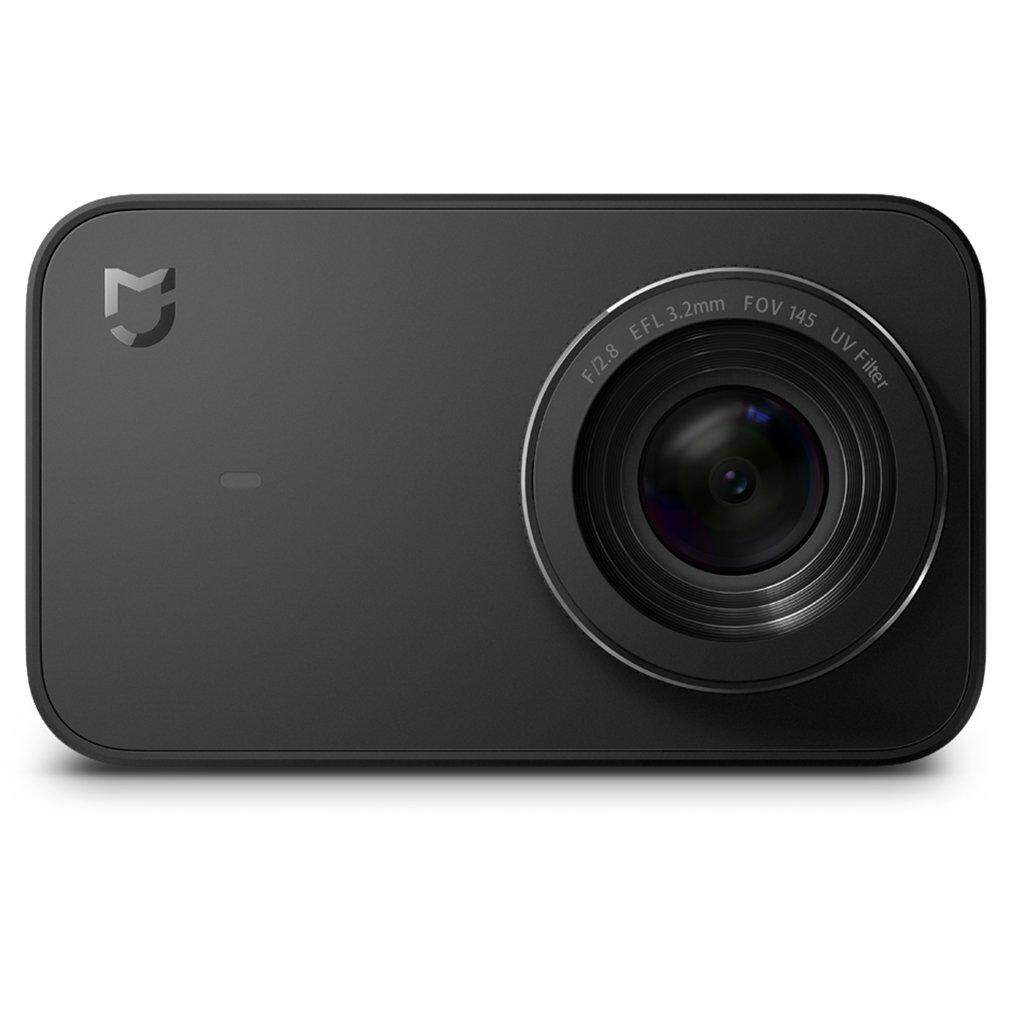 Mijia Action Camera 4K 1080P Wifi Bluetooth 4.1 2.4-inch Touch Screen – intl