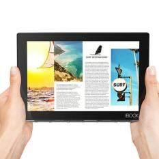 Original Box Lenovo Yoga Book 64GB Intel Atom X5 Z8550 Quad Core 10.1 Inch Android 6.0 Tablet PC Black – intl