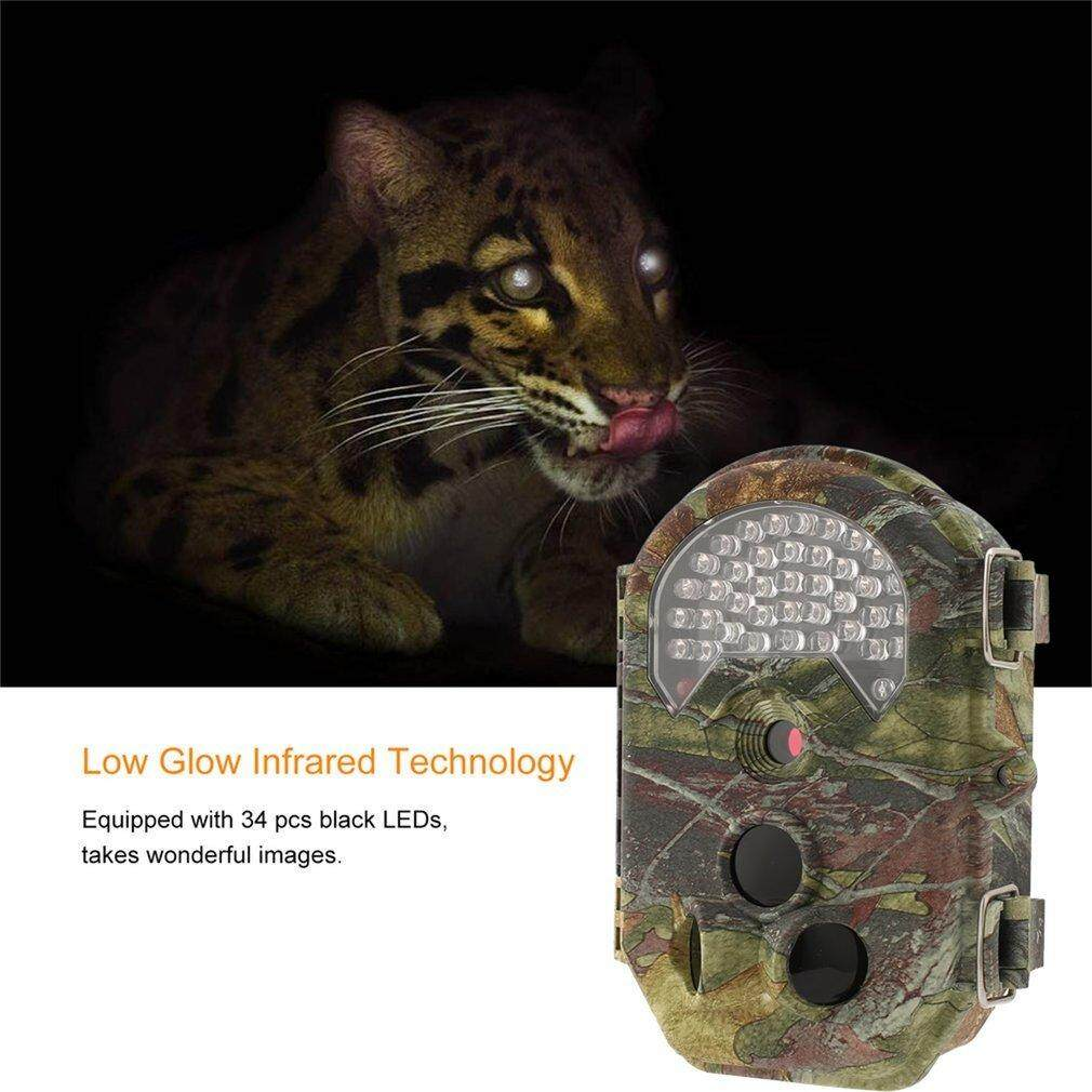 E6 Hunting Trail Camera 16MP Super Night Version 2.0 inch 4:3 color TFT-LCD – intl