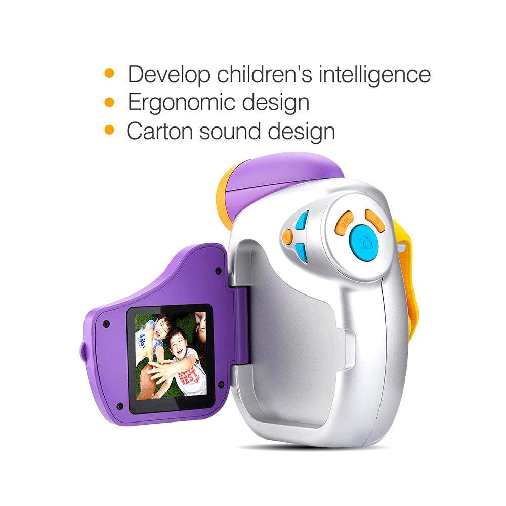 Creative LCD Camera Kids Study Automatic Camera Take Photo Christmas Gift LF835