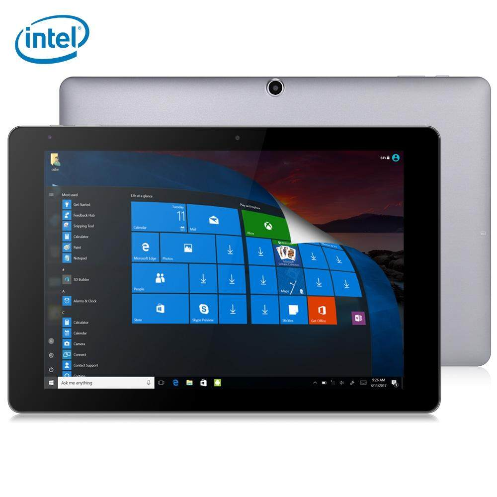 CHUWI HI10 PLUS CWI527 10.8 inch Windows 10 + Android 5.1 Tablet PC Intel Cherry Trail X5 Z8350 Quad Core 1.44GHz 4GB RAM 64GB ROM Type-C HDMI – intl