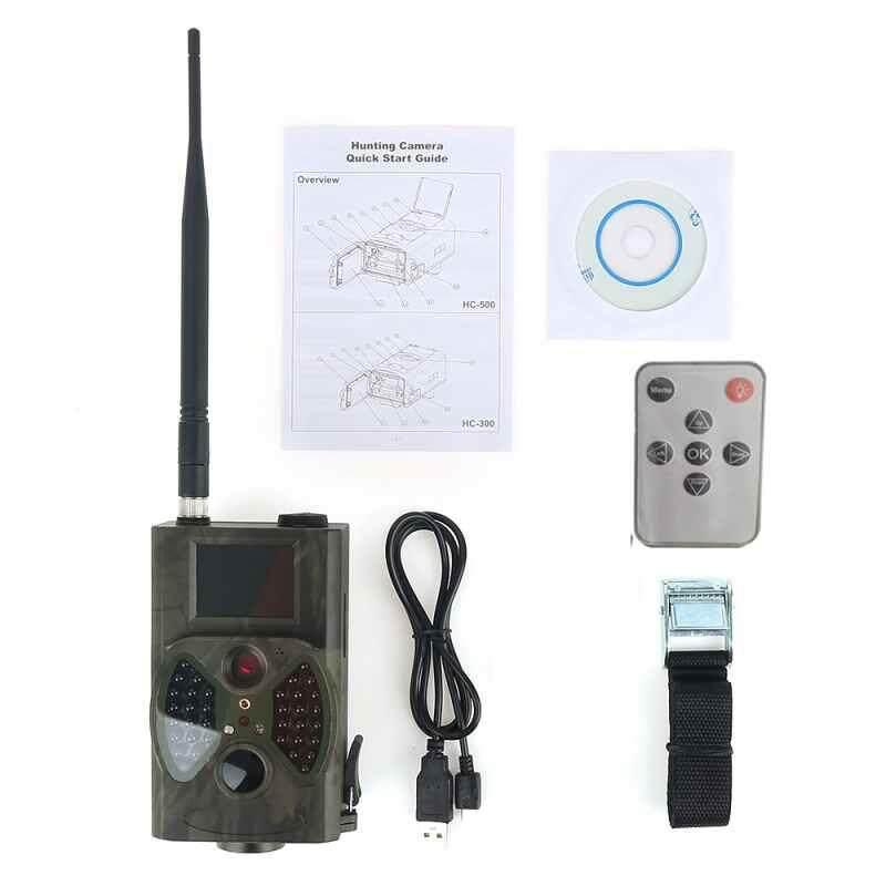 Fuan 1080P HD Hunting Camera HC-300M 940NM Camcorder Cam Vedio 12MP GPRS MMS EMAIL