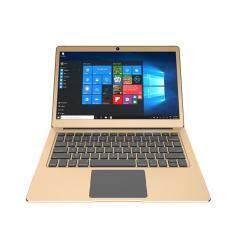 13″ Notebook Portable Ultraslim Laptops Quad Core WiFi 802.11 A/b/g Windows 8.1 Laptop Gold