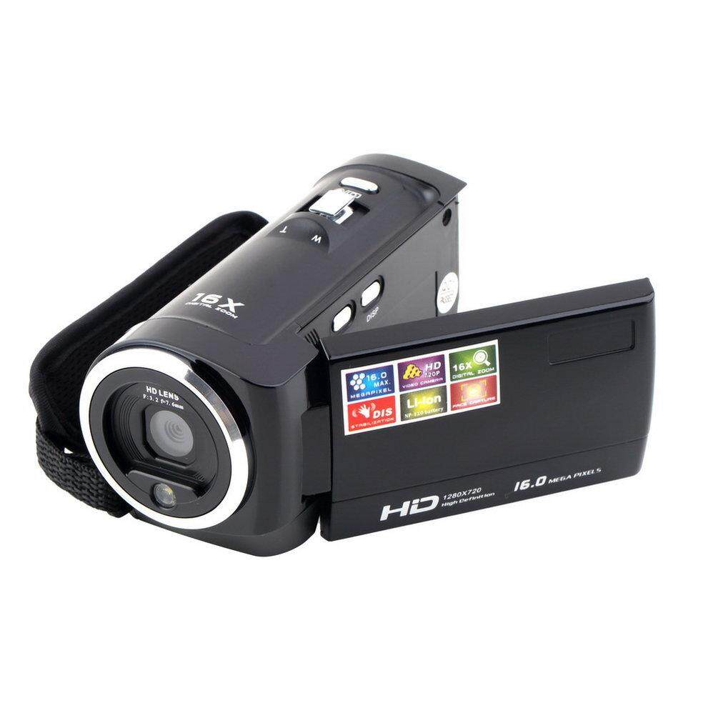 ELEC 720P 16MP Digital Video Camcorder Camera DV DVR 2.7′ TFT LCD 16x ZOOM UK Plug
