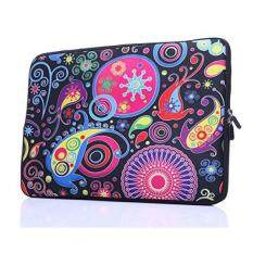 15-Inch to 15.6-Inch Laptop Sleeve Carrying Case Neoprene Sleeve For Acer/Asus/Dell/Lenovo/Macbook Pro/HP/Samsung/Sony/Toshiba, Classic Colorful – intl