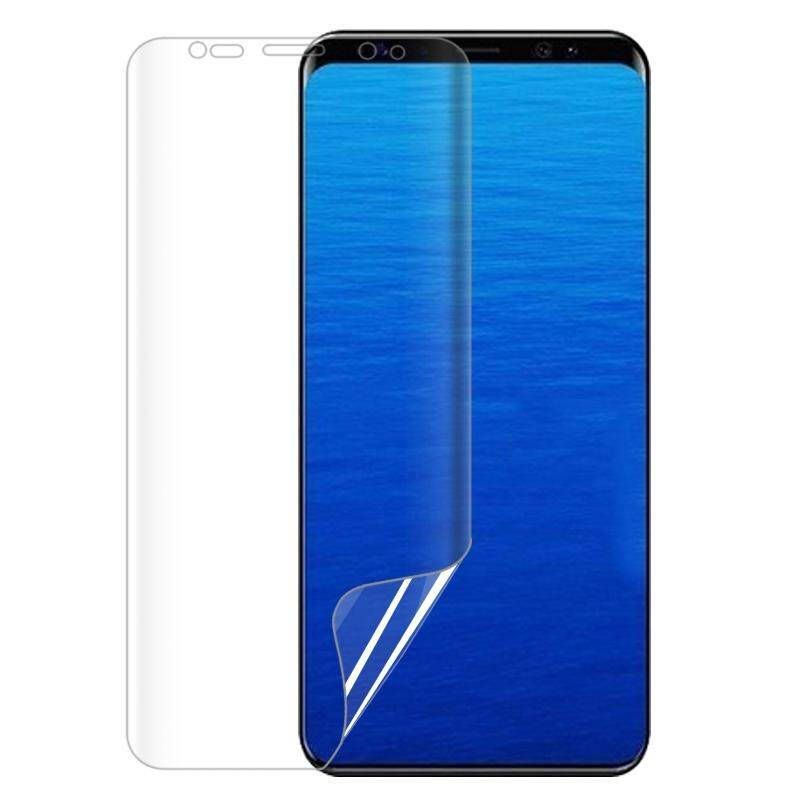Ultra Thin Anti-scratch Full Cover Protective Film Anti-fingerprint Soft Frosted Screen Protector Guard Film for sansung S9