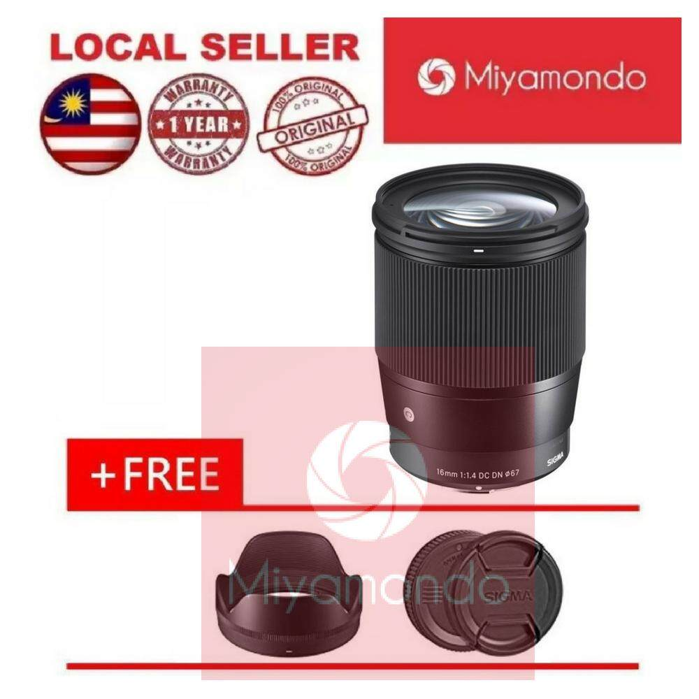 Sigma Lenses For The Best Price In Malaysia 3rd Brand Nikon Lens Cap Modern 62mm Highest Quality Dslrs