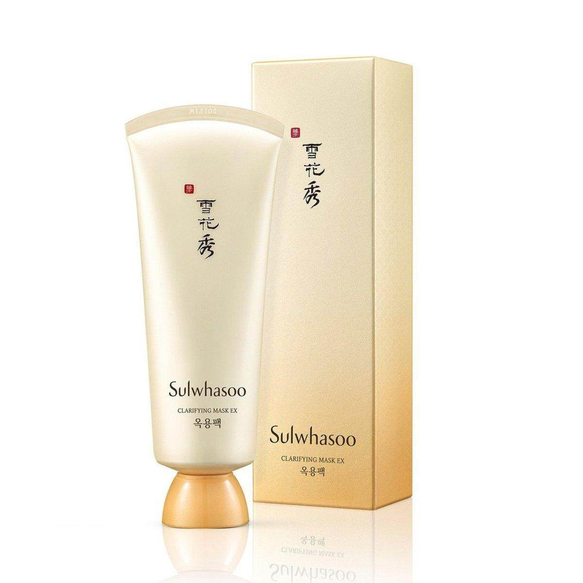 Sulwhasoo Products For The Best Price In Malaysia Time Treasure Renovating Water Ex 125ml Face Mask Packs