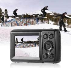 ELEC 16MP 4X High Definition Digital Video Camera Camcorder 2.4 Inches TFT LCD Black – intl