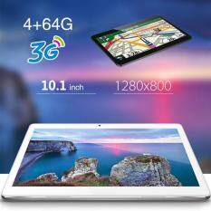 """10"""" Inches Octa Core 4+64GB Android 5.1 Tablet PC Dual Sim 3G IPS Phone Phablet"""