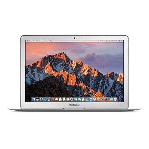 Apple Macbook Air 13.3″ (1440 x 900) Laptop PC Intel Core i5 8GB RAM 128GB SSD Bluetooth WIFI Thunderbolt 2 Port SDXC Port Mac OS (Silver) – intl