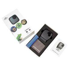RUN2 360 Panoramic Camera Wide Angle Sports Cam Dual Lens Video Recording Camera