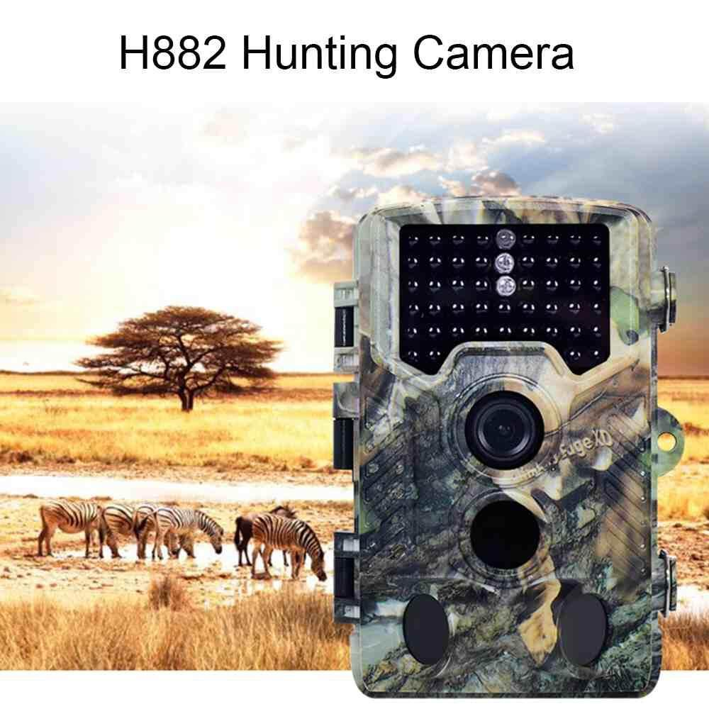 DXY H882 Hunting Trail Camera 1080p HD PIR Motion Camouflage Night Vision Wild Hunter – intl
