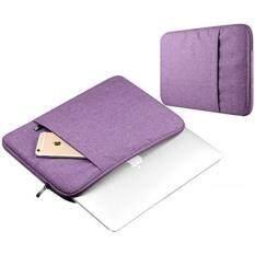 Macbook Case, DRUnKQUEEn 12 Inch Sleeve Cover Fabric Notebook Laptop Bag for Apple New Macbook 12-Inch with Retina Display – intl