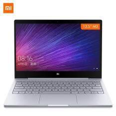 【Flash Deal】Original Xiaomi Mi Notebook Air 12.5 Inch Windows 10 7th Intel Core m3-7Y30 4GB RAM 128GB SSD Laptop -intl