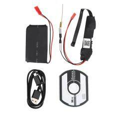 Camera Wireless Control Concealed Motion Detect Security Alarm Video Camera Kit – intl