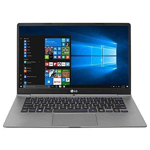 LG gram Notebook – 14″ FHD IPS LCD – Intel Core i7 (7th Gen) i7-7500U 2.70 GHz – 16GB DDR4 SDRAM – 512GB SSD – Windows 10 Pro – 14Z970-U.AP71U1