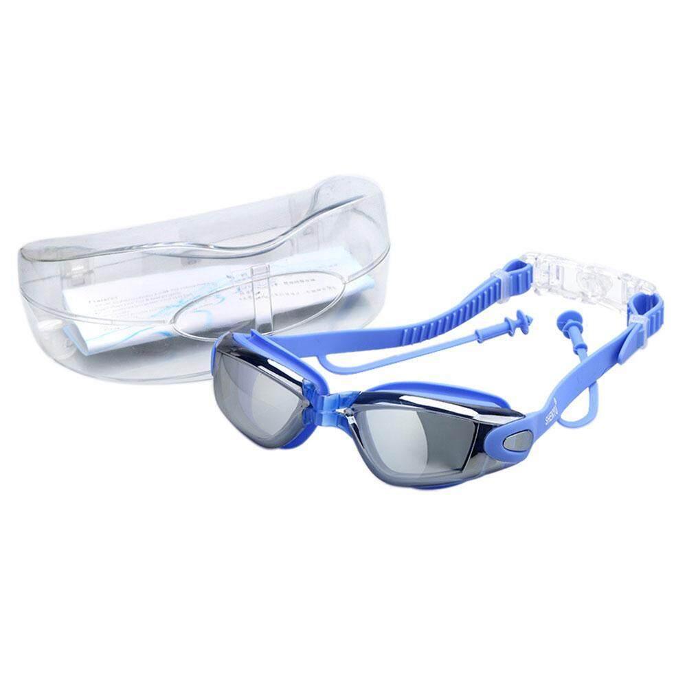 LD Pro Womdee Kristal Bening Kacamata Renang Yang Nyaman dengan Lensa Anti-  kabut. Berenang 64679ac73c