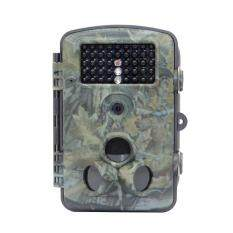 coobonf Game And Trail Hunting Camera 12MP 1080P HD With Time Lapse 65ft 120° Wide Angle Infrared Night Vision 42pcs IR LEDs 2.4″ LCD Screen Scouting Camera Digital Surveillance Camera