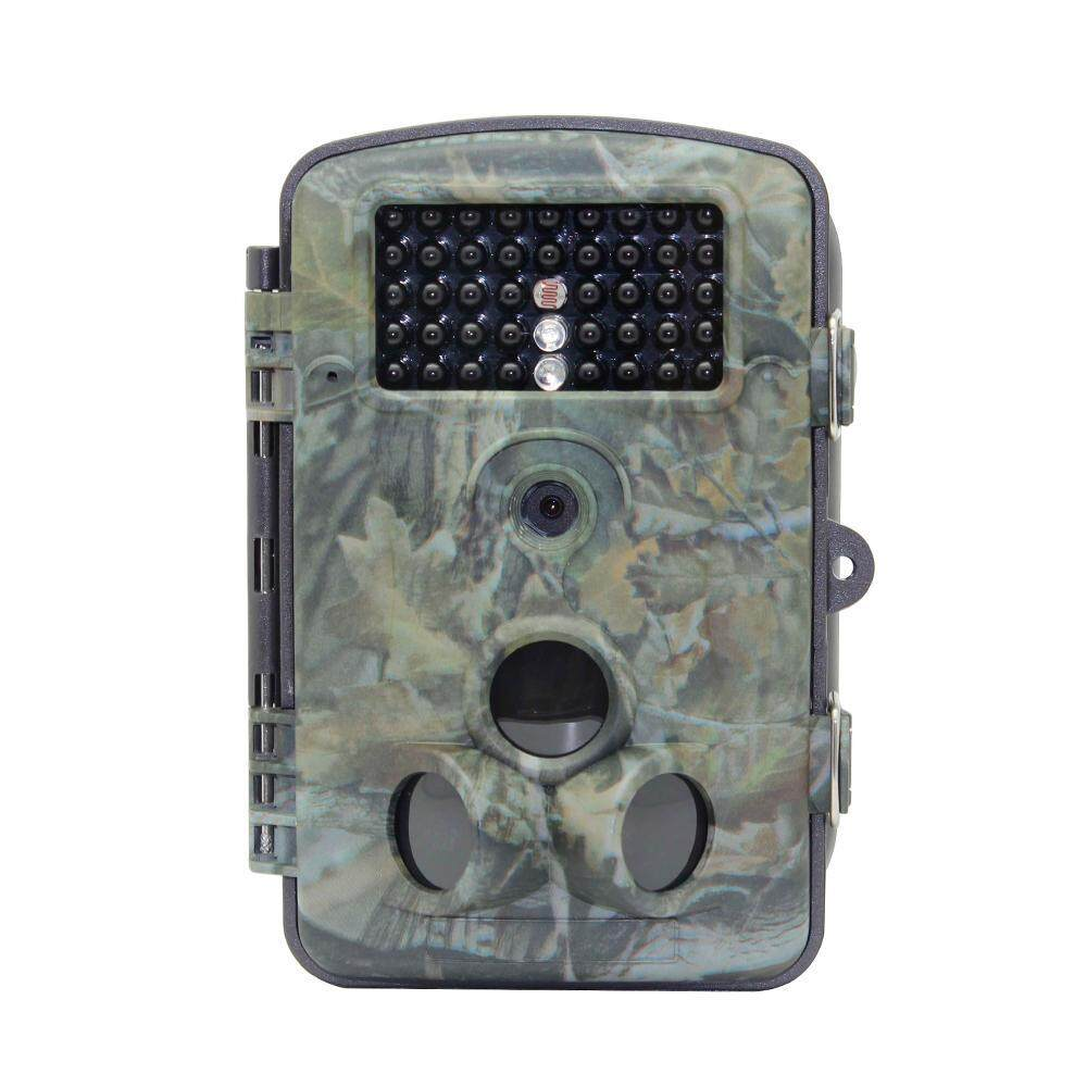 Chongqing Game And Trail Hunting Camera 12MP 1080P HD With Time Lapse 65ft 120° Wide Angle Infrared Night Vision 42pcs IR LEDs 2.4″ LCD Screen Scouting Camera Digital Surveillance Camera – intl