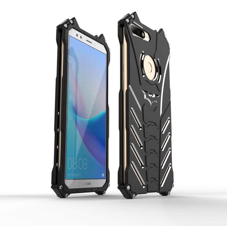 GDTL-Metal Shockproof Protection Back Cover Case For Huawei Nova 2 Lite