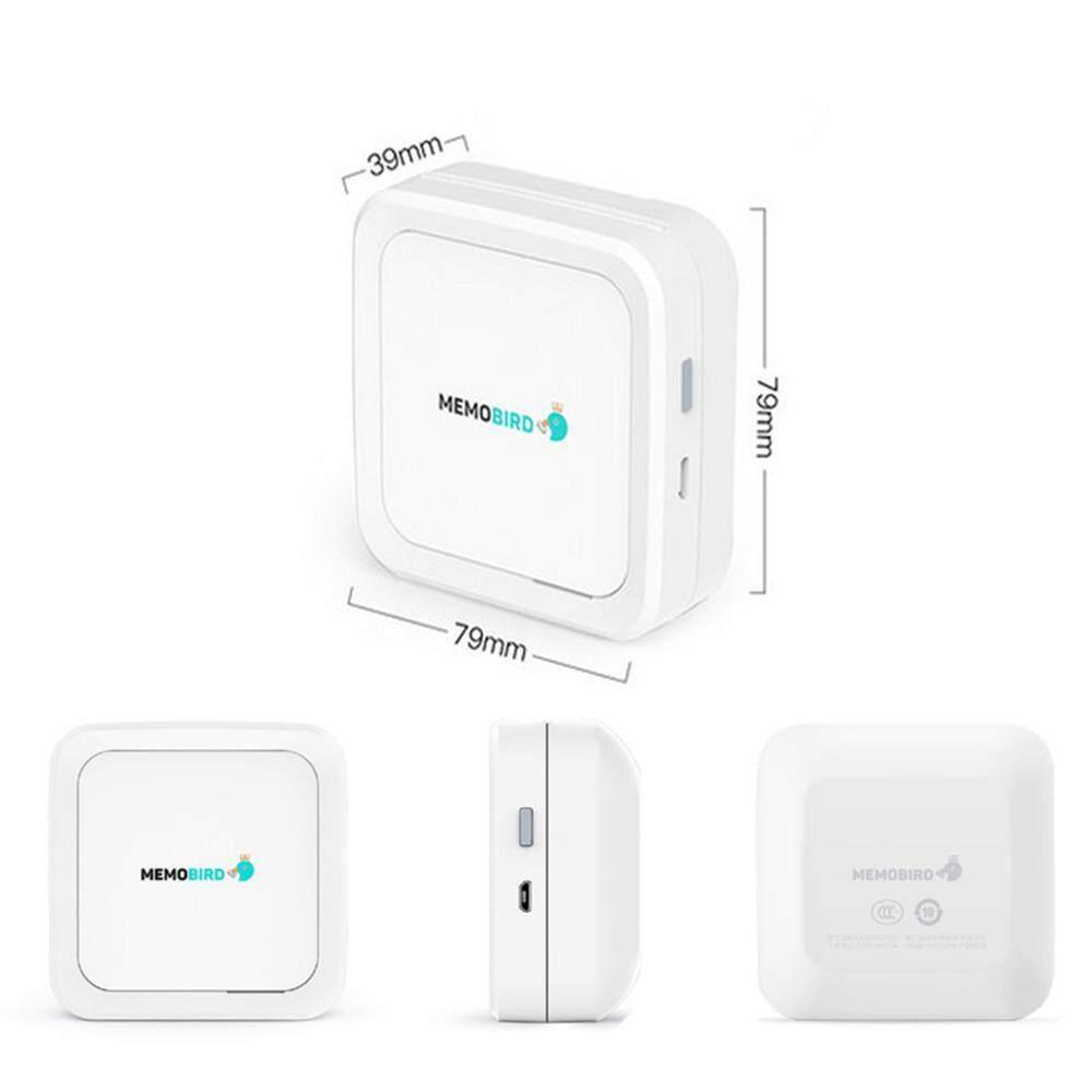 Zkyt Yuci Baru Bluetooth 4.2 Portable Printer G3 Mesin Cetak Foto Telepon