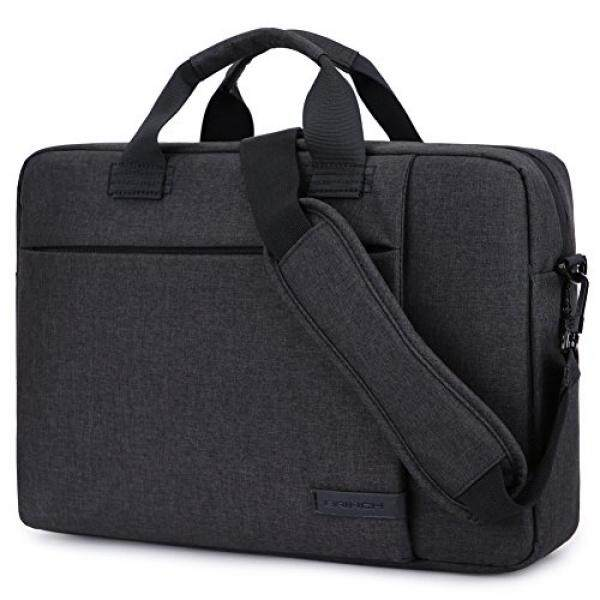 Laptop Bag 14.6 Inch,BRINCH Stylish Fabric Laptop Messenger Shoulder Bag Case Briefcase for 14 – 14.6 Inch Laptop / Notebook / MacBook / Ultrabook / Chromebook Computers – intl