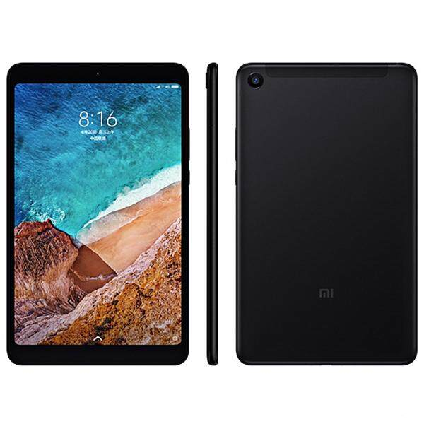 Original Global Version Xiaomi Mi Pad 4 Tablet PC 8.0 inch MIUI 9 Qualcomm Snapdragon 660 Octa Core 4GB RAM 64GB eMMC ROM 5.0MP + 13.0MP Double HD Cameras Dual WiFi