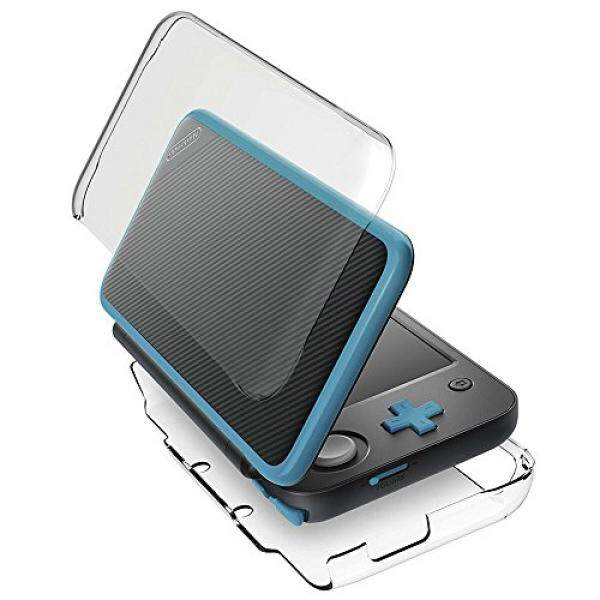 HORI Nintendo New 2DS XL Duraflexi Protector (Clear) by HORI- Officially Licensed by Nintendo – Nintendo 2DS; – intl