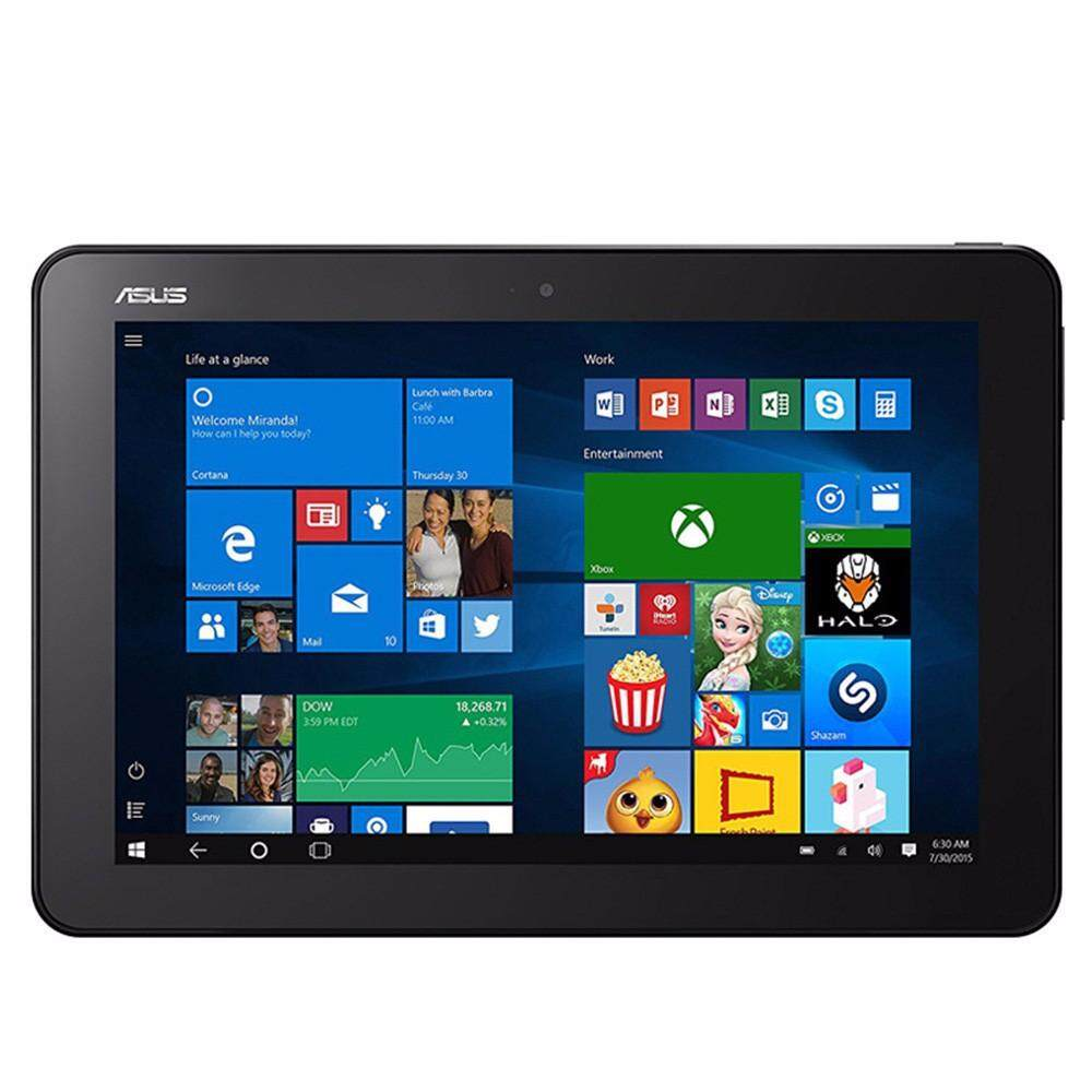 ASUS T101HA 10.1 Inches Win10 2-in-1 Tablet PC / Notebook With 2GB RAM, 32GB ROM Black