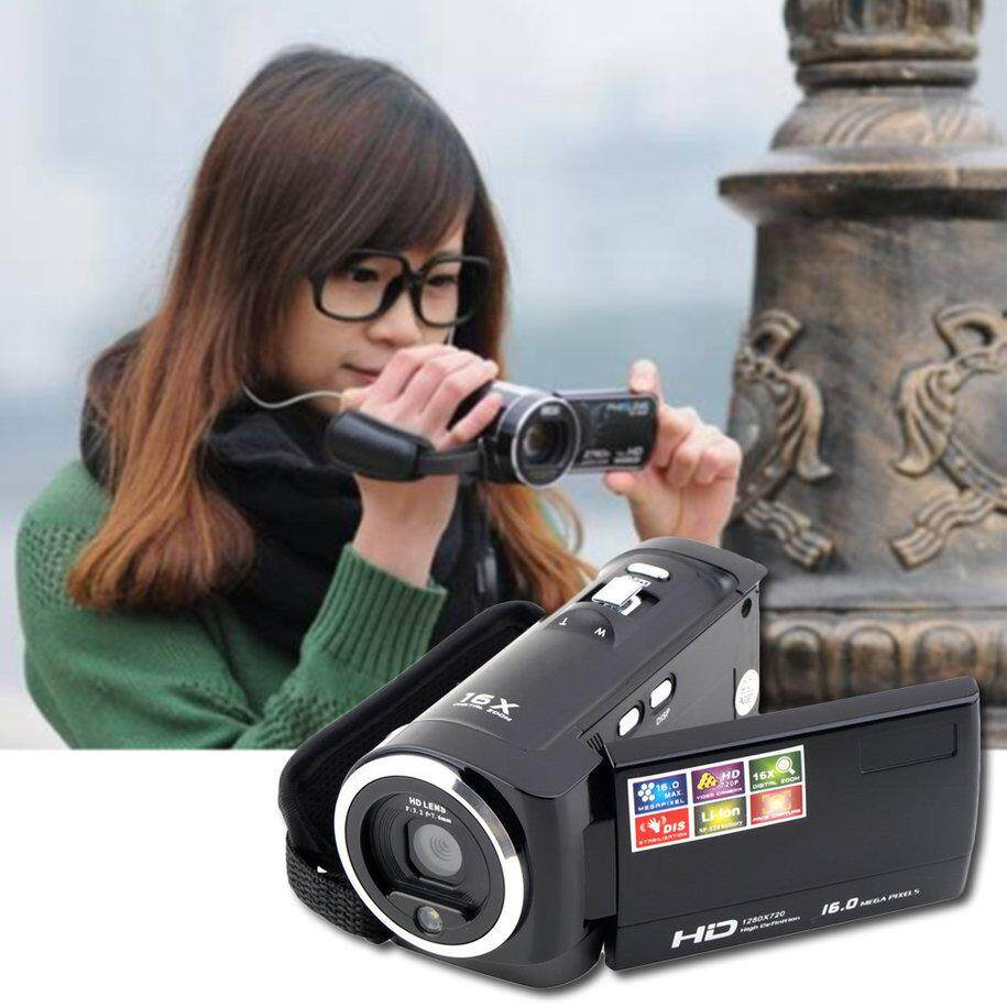 CFB 720P 16MP Digital Video Camcorder Camera DV DVR 2.7′ TFT LCD 16x ZOOM UK Plug