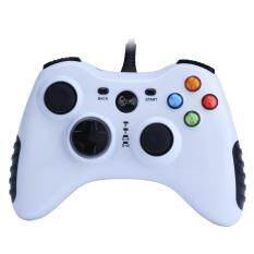robxug Wired Game Controller for PC(Windows XP/7/8/10) Android Devices (White)