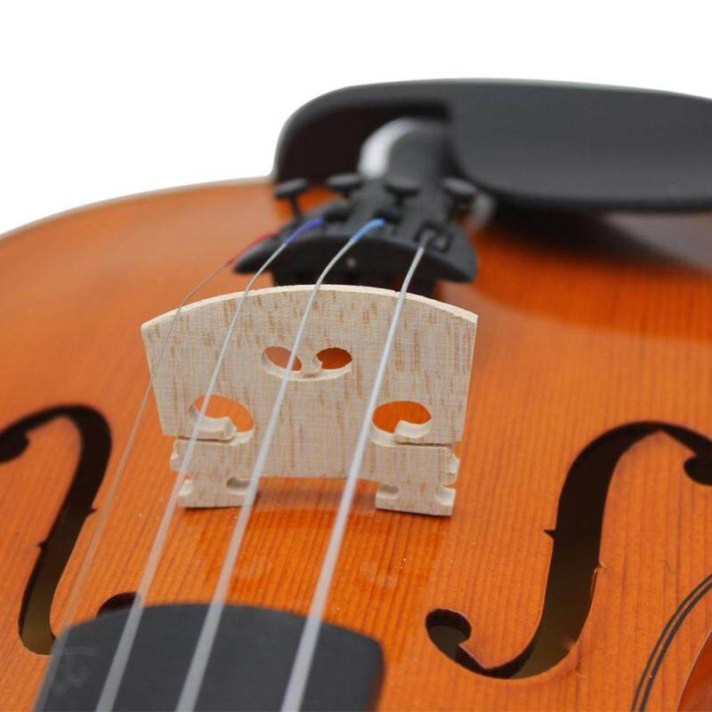 1/2 Violin Bridge Maple 35mm in Height 3mm in Thickness Exquisite Workmanship Malaysia