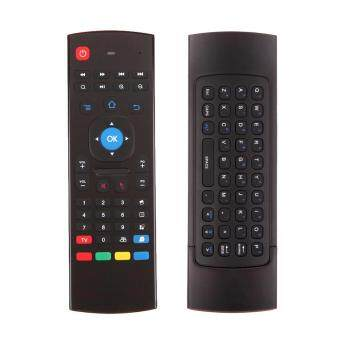 Harga 2.4GHz Fly Air Mouse Wireless Keyboard Remote for M8 MX MXQ MX3 T8 XBMC