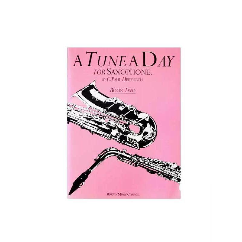 A Tune A Day for Saxophone Book 2 Malaysia