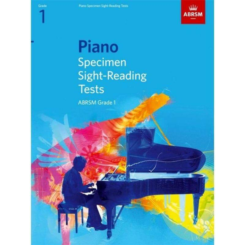 ABRSM PIANO SPECIMEN SIGHT READING TESTS: FROM 2009 (GRADE 1) Malaysia