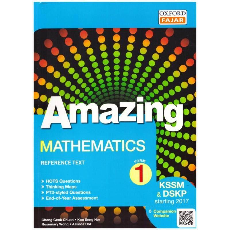 Amazing Mathematics KSSM Form 1 Malaysia