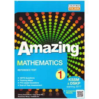 Amazing Mathematics KSSM Form 1