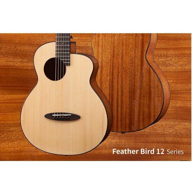 ANUENUE L12EF FEATHER BIRD ACOUSTIC GUITAR Malaysia