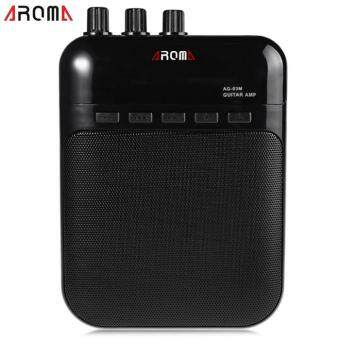AROMA AG - 03M Portable Charging 3W Mini Guitar Amplifier