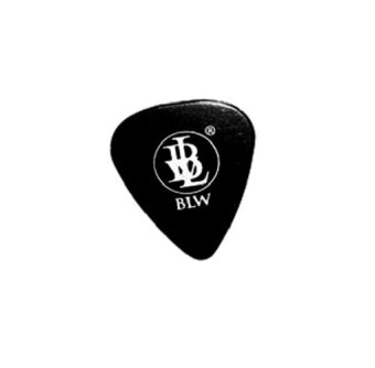 BLW 21 Inch 4 Nylon Strings Soprano Ukulele Hawaii Guitar FREE Bag, Chord Chart, Pick & Sticker (Red) - 4
