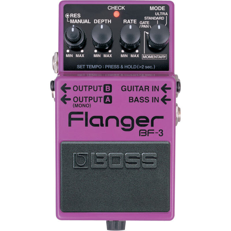 Boss BF-3 Flanger Effect Pedal Malaysia