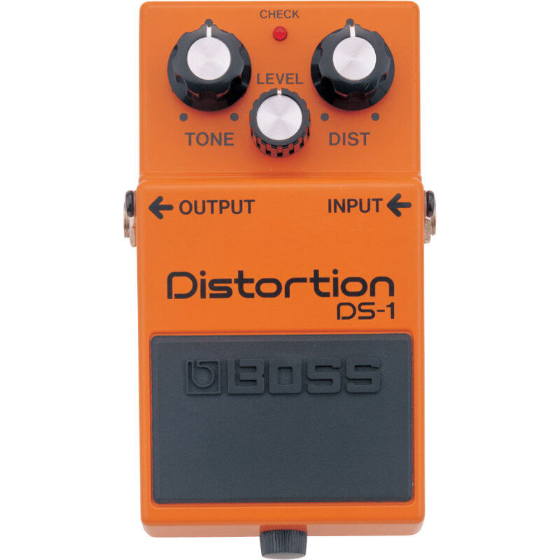 Boss DS-1 Distortion Effect Pedal Malaysia