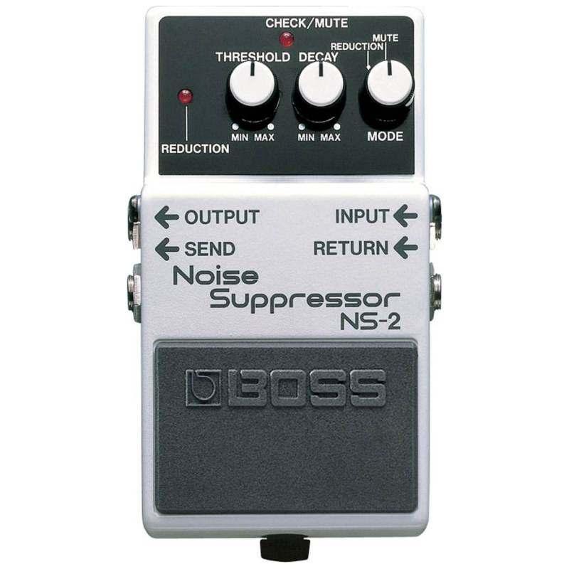 Boss NS-2 Noise Suppressor Effect Pedal Malaysia