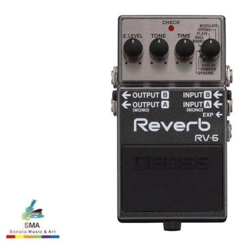 BOSS Reverb RV-6 RV6 RV 6 Malaysia